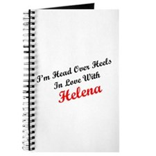 In Love with Helena Journal