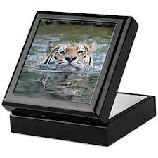 Tiger005 Keepsake Box