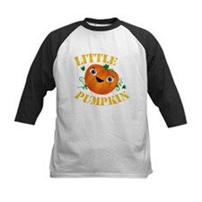 Little Pumpkin Baseball Jersey
