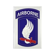173rd AIRBORNE Rectangle Magnet