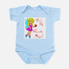 FAVORITE ANGEL Infant Bodysuit