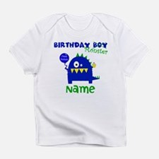 Birthday Boy Monster Infant T-Shirt