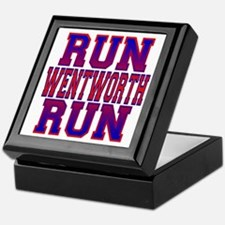 Run Wentworth Run Keepsake Box