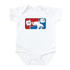 VINTAGE BENCH PRESS Infant Bodysuit