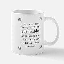 Agreeable People Mug