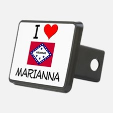 I Love MARIANNA Arkansas Hitch Cover