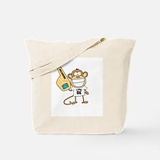 OKLAHOMA MONKEY Tote Bag