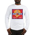 Trojan Brand Long Sleeve T-Shirt