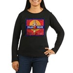 Trojan Brand Women's Long Sleeve Dark T-Shirt
