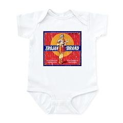 Trojan Brand Infant Bodysuit
