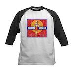 Trojan Brand Kids Baseball Jersey