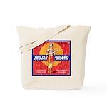 Trojan Brand Tote Bag