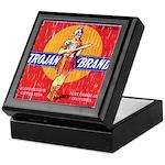 Trojan Brand Keepsake Box