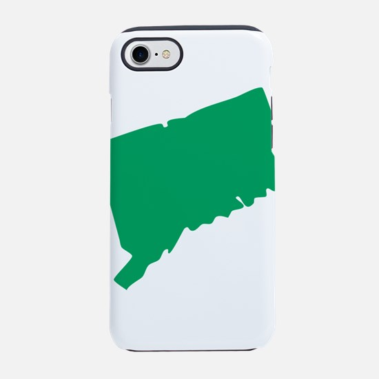 Kentucky State Shape Outline iPhone 7 Tough Case