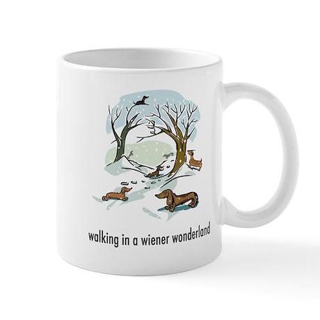 Wiener Wonderland Mug