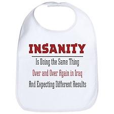 Insanity Bib