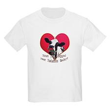 Cows Need Love Kids T-Shirt