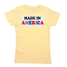MADE IN AMERICA Girl's Tee