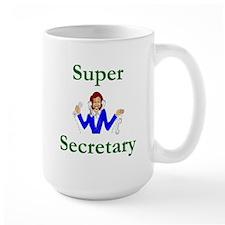Super Secretary Mug
