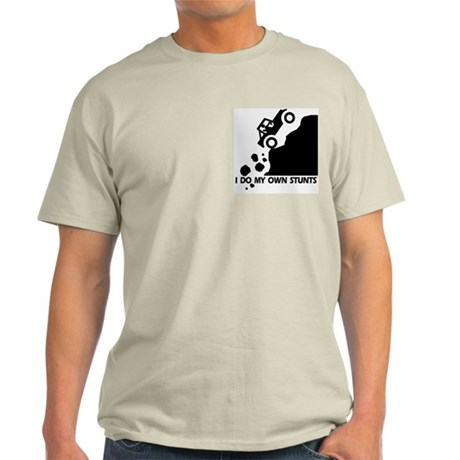 Off road, 4 wheel drive Jeep Ash Grey T-Shirt