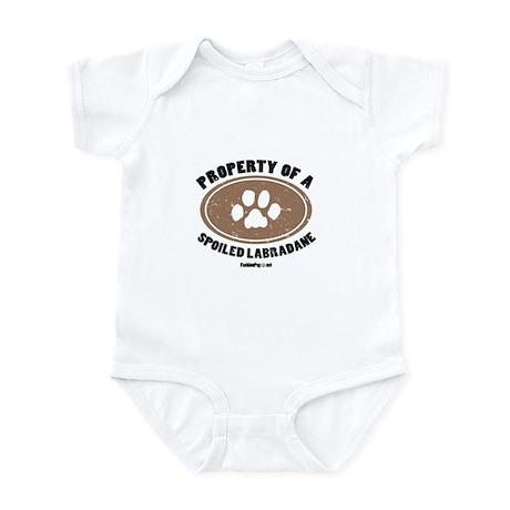 Labradane dog Infant Bodysuit