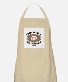 Labernese dog BBQ Apron