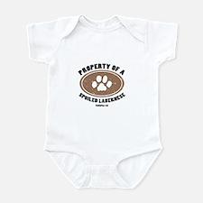 Labernese dog Infant Bodysuit