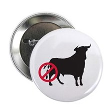 No Bullshit - Button