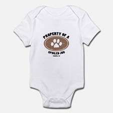Jug dog Infant Bodysuit