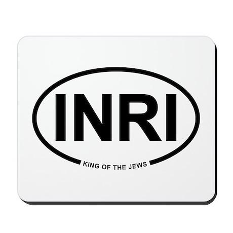 INRI Mousepad