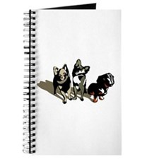 Pomeranian and Dachshund Journal