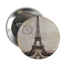 """We'll always have Paris"" Button"