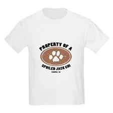 Jack Chi  dog Kids T-Shirt