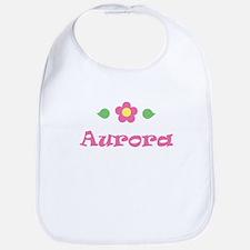"Pink Daisy - ""Aurora"" Bib"