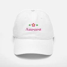 "Pink Daisy - ""Aurora"" Baseball Baseball Cap"
