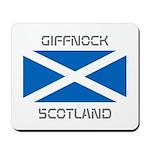 Giffnock Scotland Mousepad