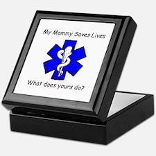 My Mommy saves lives Keepsake Box