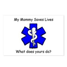 My Mommy saves lives Postcards (Package of 8)
