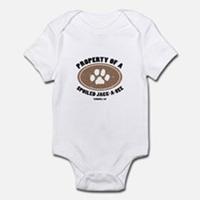 Jack-A-Bee dog Infant Bodysuit