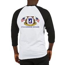 173rd AIRBORNE Baseball Jersey