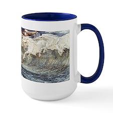 Walter Crane Neptune's Horses Mug