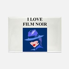 film noir gifts and t-shirts Rectangle Magnet
