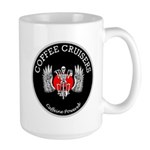 Coffee Cruisers Large Mug