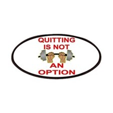 Quitting Not An Option Patches