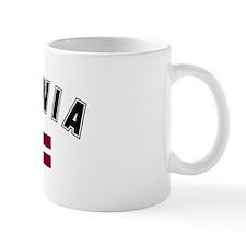 Latvian Flag Mug