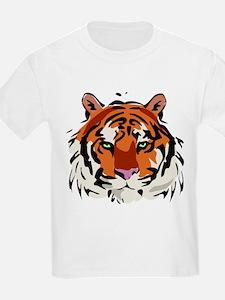 Tiger (Face) T-Shirt
