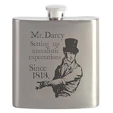 Cute Darcy Flask