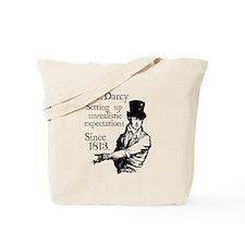 Cute Pride and prejudice Tote Bag