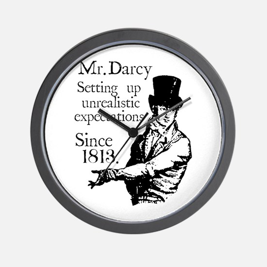 Cute Darcy Wall Clock