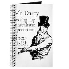Cute Darcy Journal